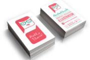 Thiết kế card visit giá rẻ