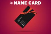 In name card, card visit, danh thiếp giá rẻ Quận Tân Bình HCM