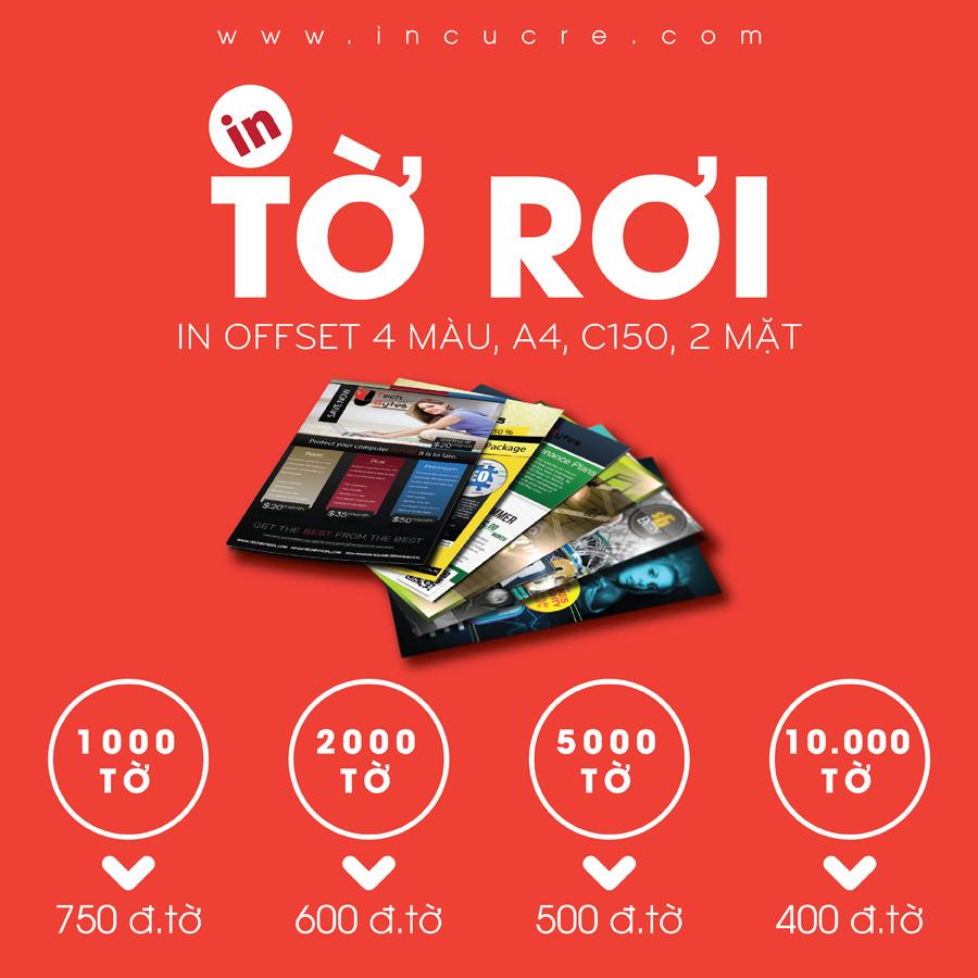 In Name Card 10 hộp=140.000, In Tờ Rơi 2000 A5 giấy C150 chỉ 750K, In Tag Áo, Thẻ Treo 180 đ.tờ - 4