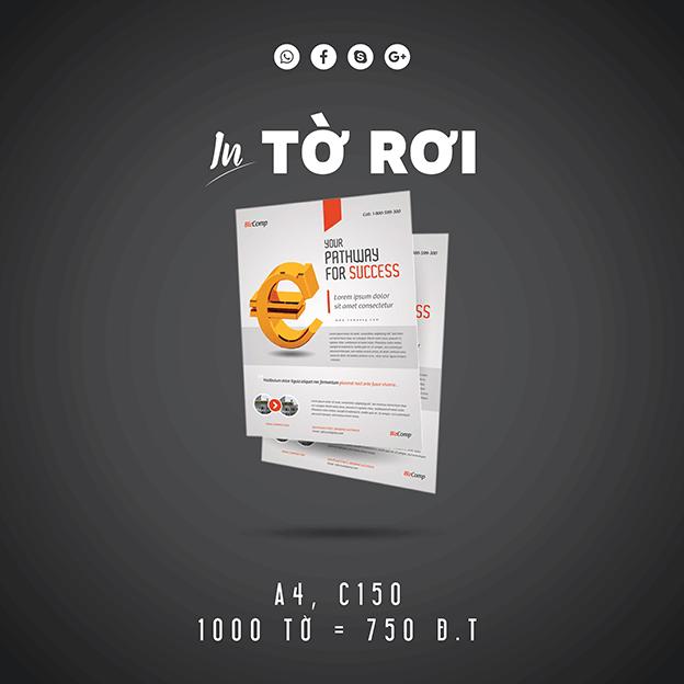 In Name Card 10 hộp=140.000, In Tờ Rơi 2000 A5 giấy C150 chỉ 750K, In Tag Áo, Thẻ Treo 180 đ.tờ