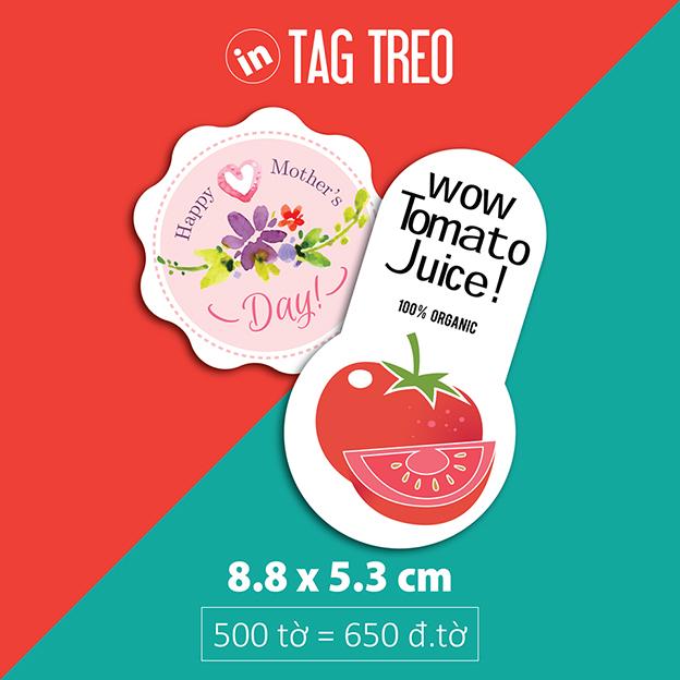 In Name Card 10 hộp=140.000, In Tờ Rơi 2000 A5 giấy C150 chỉ 750K, In Tag Áo, Thẻ Treo 180 đ.tờ - 18
