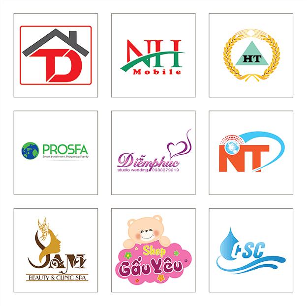 Thiết kế Logo 300.000 - 500.000đ, thiết kế Menu/Catalog chỉ 100.000đ/trang, Name Card 50.000đ,… - 2