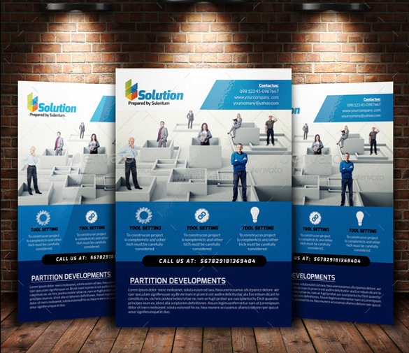 Creative-Business-A4-Flyer-template