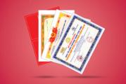 In giấy khen, bằng khen, giấy chứng nhận giá rẻ