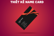 Thiết kế name card, card visit, danh thiếp