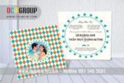 Thiệp cưới độc quyền giá rẻ quận 10