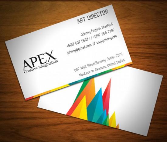 Bố cục có quang trọng trong thiết kế khi in name card, in card visit?
