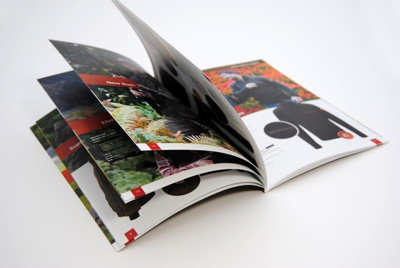 Quy cách khi In catalog