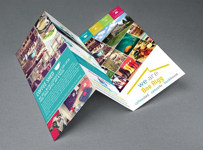 Thủ thuật thiết kế khi in tờ rơi, in brochure