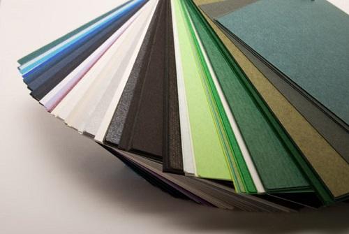 Cách phân biệt các loại giấy cơ bản trong in ấn