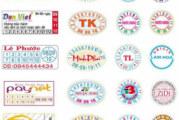 Các sản phẩm tem từ công nghệ in decal vỡ