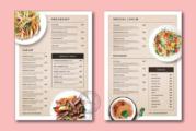 3 điều phải biết về menu café