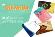 In thẻ nhựa nhân viên ở đâu tại TPHCM chất lượng?