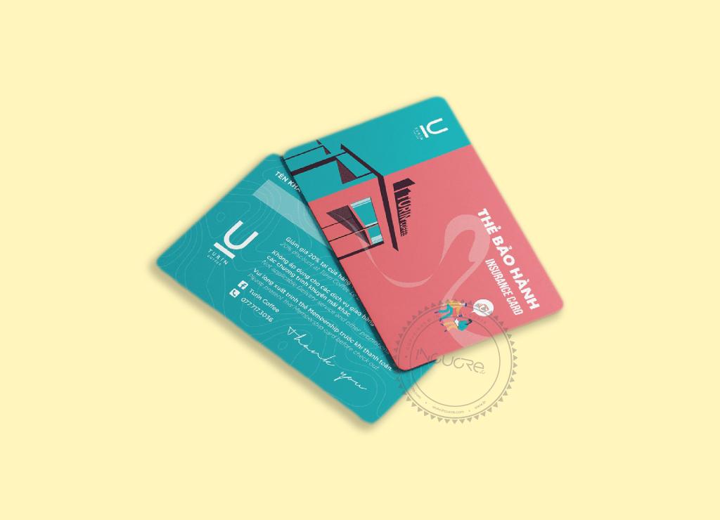 Thiết kế card visit đối lập là như thế nào?