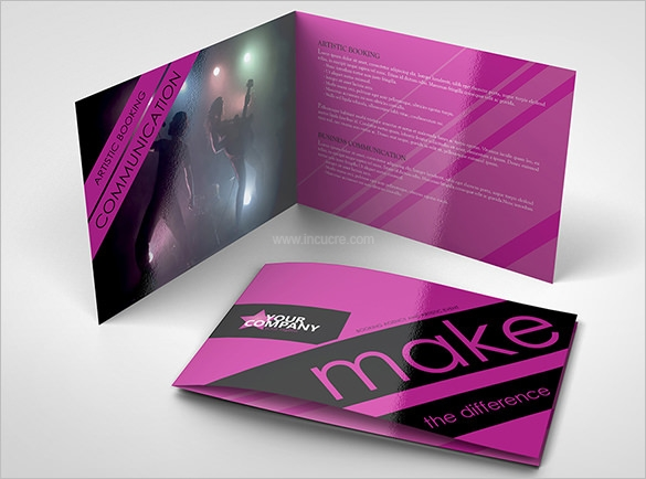 Event-and-Artistic-Brochure-Template