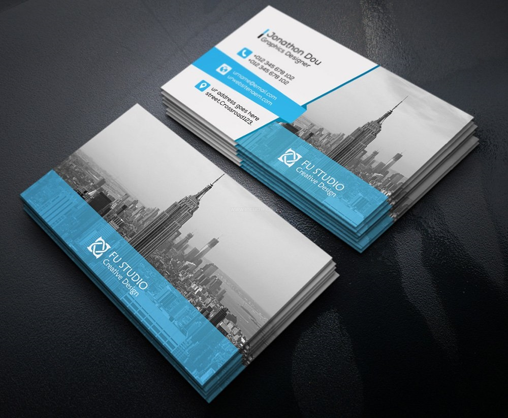 Free-Creative-Business-Card-PSD2