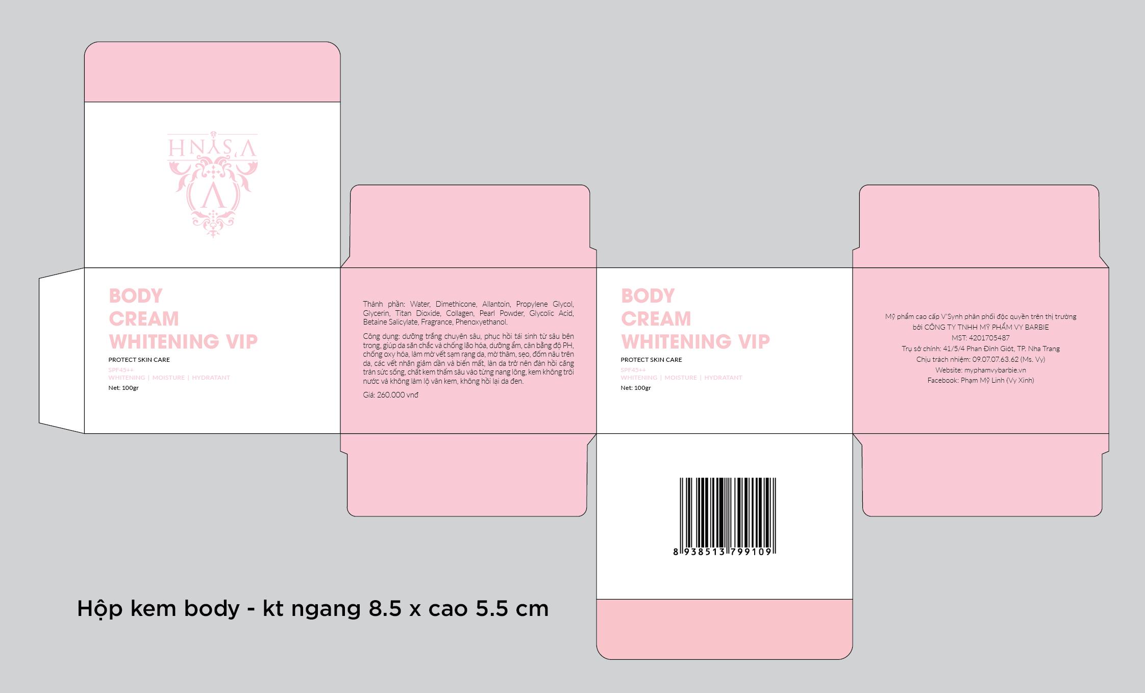 Dịch vụ thiết kế hộp giấy theo yêu cầu