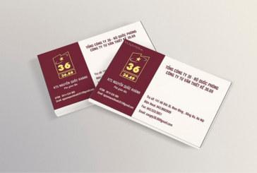 Các loại danh thiếp, name card cần thiết với khách hàng