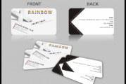 Thiết kế card visit chuyên nghiệp cần phải đáp ứng các yêu tố nào?