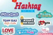 In hashtag cầm tay giá rẻ tphcm